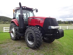 Tractor For Sale 2019 Case IH 240 CVT Magnum , 210 HP