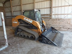 Skid Steer-Track For Sale 2018 Case TR370 , 92 HP