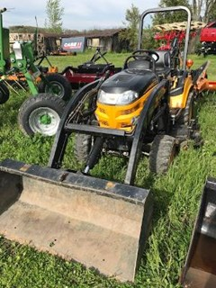 Tractor - Compact For Sale 2009 Cub Cadet Yanmar SC2400 , 24 HP
