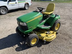 Riding Mower For Sale 2003 John Deere X485