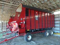 Forage Box-Wagon Mounted For Sale 2019 Meyers RTH618HC