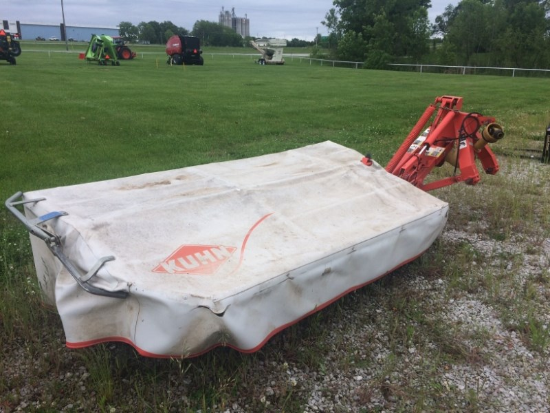 Kuhn GMD700G11 HD Disc Mower For Sale