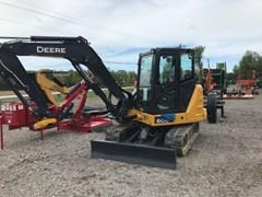 Excavator-Track For Sale 2020 John Deere 60G