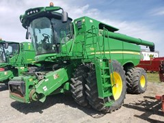 Combine For Sale 2012 John Deere S680 , 473 HP