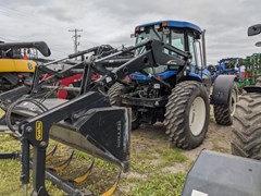 Tractor For Sale 2013 New Holland TV6070 , 155 HP