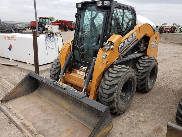 2015 Case SV300 Skid Steer For Sale