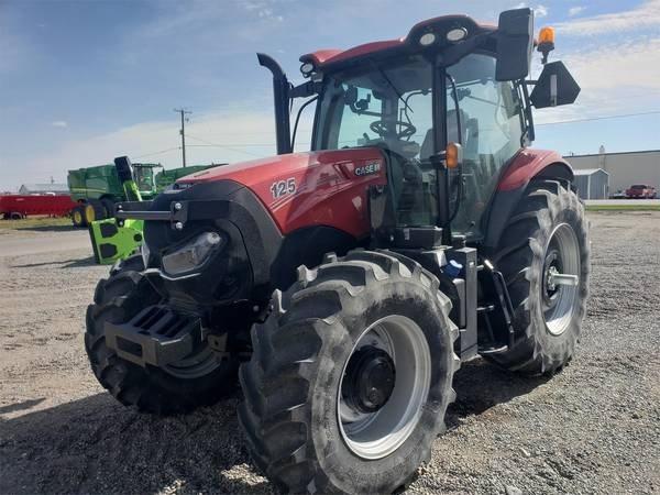 2018 Case IH MAXXUM 125 MC Tractor For Sale
