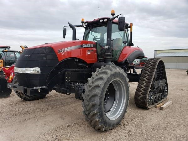 2019 Case IH MAGNUM 340 ROWTRAC CVT Tractor For Sale