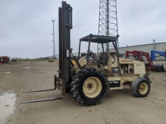 Lift Truck/Fork Lift-Industrial For Sale Ingersoll Rand RT-706G
