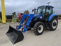 Tractor For Sale 2015 New Holland T5.105 EC , 105 HP