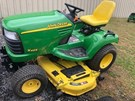 Riding Mower For Sale:  2004 John Deere X485 , 25 HP