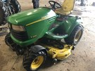 Riding Mower For Sale:  2005 John Deere X595 , 24 HP