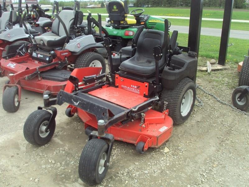 2004 Gravely Z148 Zero Turn Mower For Sale
