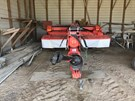 Mower Conditioner For Sale:  2017 Kuhn FC3560TCD