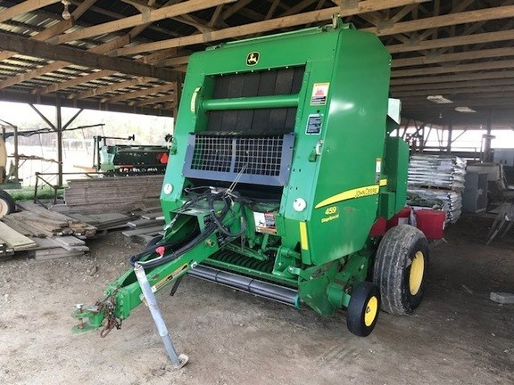 2013 John Deere 459 Silage Special Baler-Round For Sale