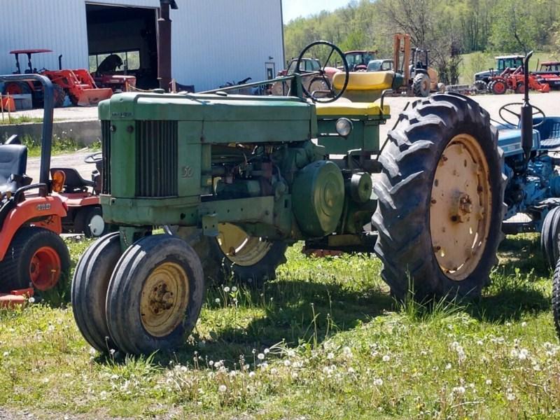 John Deere 50 Tractor For Sale