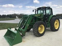 Tractor - Row Crop For Sale 2008 John Deere 7330 , 150 HP