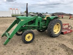 Tractor For Sale 1969 John Deere 710