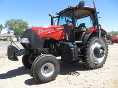 Tractor For Sale 2017 Case IH Maxxum 125 , 105 HP