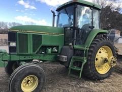 Tractor - Row Crop For Sale 1993 John Deere 7800 , 145 HP