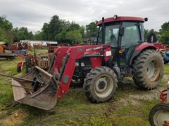 Tractor For Sale 2008 Case IH JX70C4L , 70 HP
