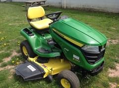 Lawn Mower For Sale 2017 John Deere X350