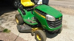 Riding Mower For Sale 2011 John Deere D110