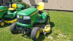 Lawn Mower For Sale 2011 John Deere X748