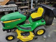 Riding Mower For Sale 2008 John Deere X324