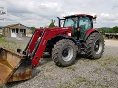 Tractor - Row Crop For Sale 2016 Case IH Maxxum 150 T4B , 150 HP
