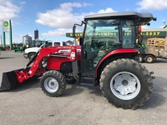 Tractor - Compact Utility For Sale 2018 Massey Ferguson 1750M , 50 HP