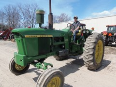 Tractor For Sale John Deere 4020