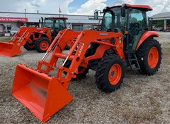 Tractor For Sale Kubota M6060