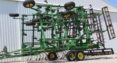 Field Cultivator For Sale 2007 John Deere 2210