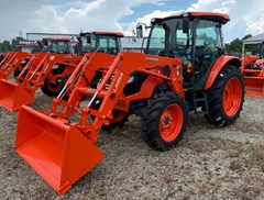 Tractor For Sale Kubota M4-071 Deluxe