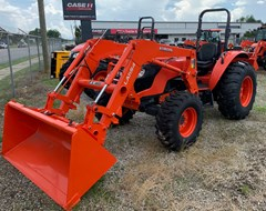 Tractor For Sale Kubota M7060