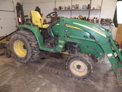Tractor - Compact Utility For Sale 2006 John Deere 3720 , 44 HP