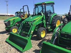 Tractor - Compact Utility For Sale 2020 John Deere 4066R , 66 HP