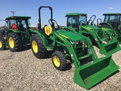 Tractor - Compact Utility For Sale 2020 John Deere 4044M , 44 HP