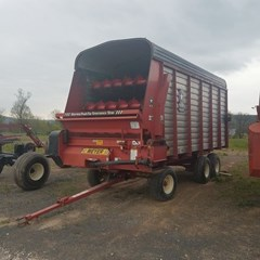 Forage Boxes and Blowers For Sale 2006 Meyer 3516