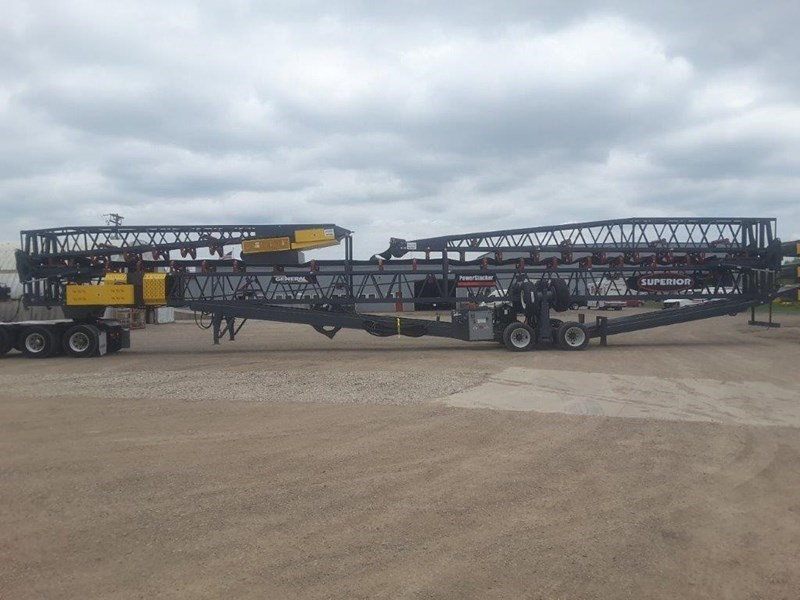 2020 Superior 36X150PS Conveyor - Stacking For Sale