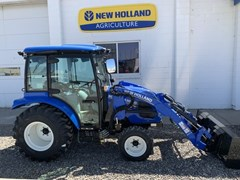 Tractor - Compact For Sale 2020 New Holland BOOMER 40 T4B , 40 HP