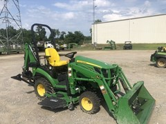 Tractor - Compact Utility For Sale 2014 John Deere 1025R
