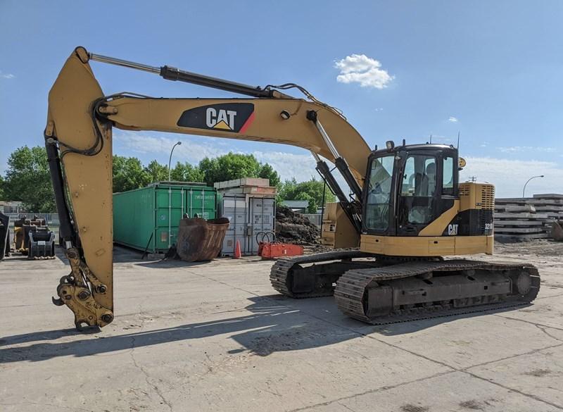 2009 Caterpillar 321 Excavator For Sale
