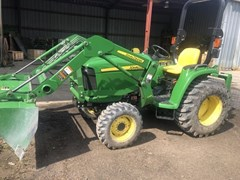 Tractor - Compact Utility For Sale 2016 John Deere 3025e
