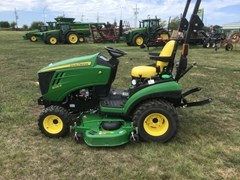Tractor - Compact Utility For Sale 2013 John Deere 1025R