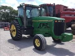 Tractor For Sale 1995 John Deere 8200 , 200 HP