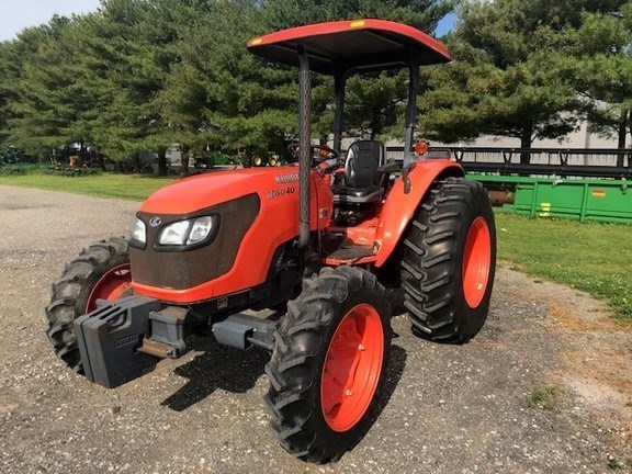 Kubota M6040 Tractor - Utility For Sale