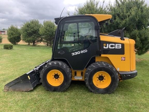 2014 JCB 330 Eco Skid Steer For Sale