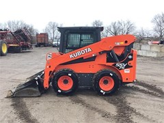 Skid Steer For Sale 2016 Kubota SSV75